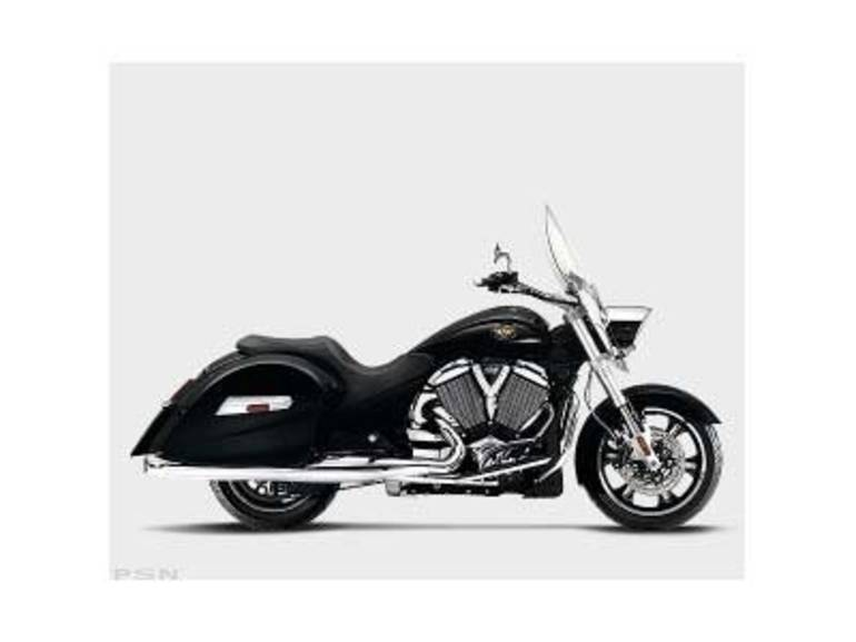 See more photos for this Victory Cross Roads™, 2010 motorcycle listing