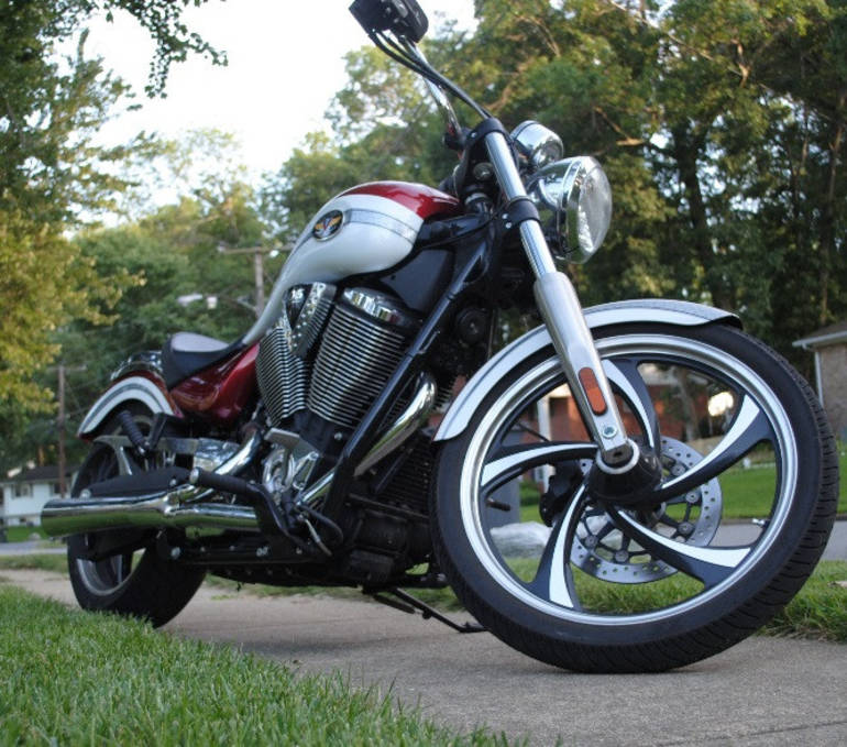 See more photos for this Victory Vegas , 2012 motorcycle listing