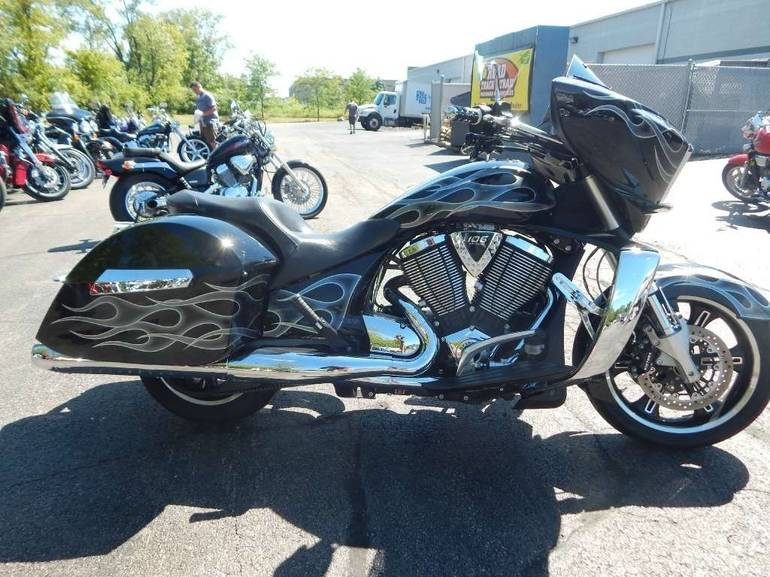 See more photos for this Victory CROSS COUNTRY, 2013 motorcycle listing