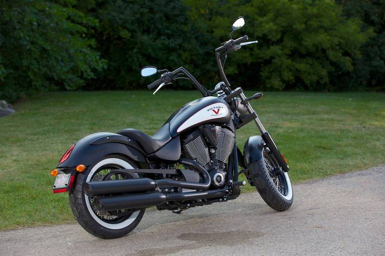 See more photos for this Victory High-Ball Suede Black W/ Graphics, 2013 motorcycle listing