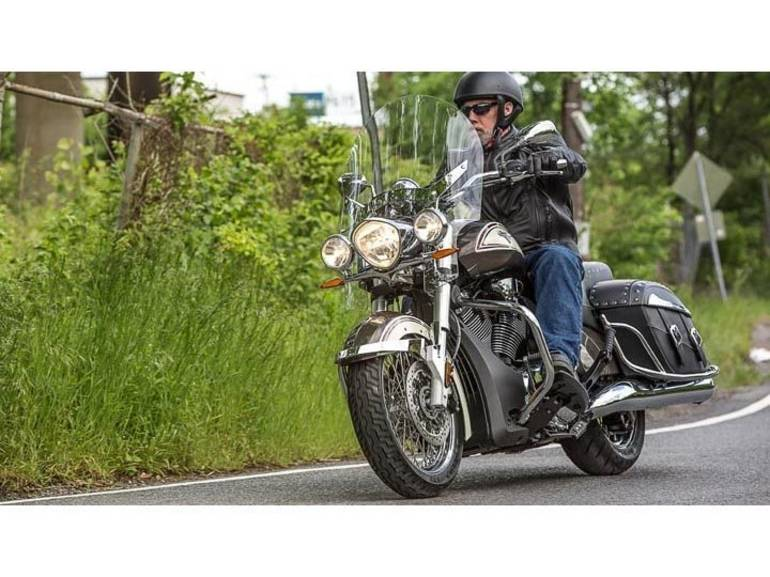 See more photos for this Victory CROSS ROADS CLASSIC, 2014 motorcycle listing
