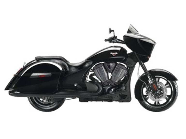 See more photos for this Victory Cross Country 8-Ball Gloss Black, 2014 motorcycle listing