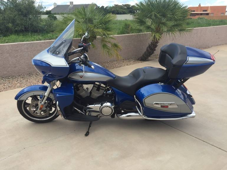 See more photos for this Victory Cross Country TOUR, 2014 motorcycle listing