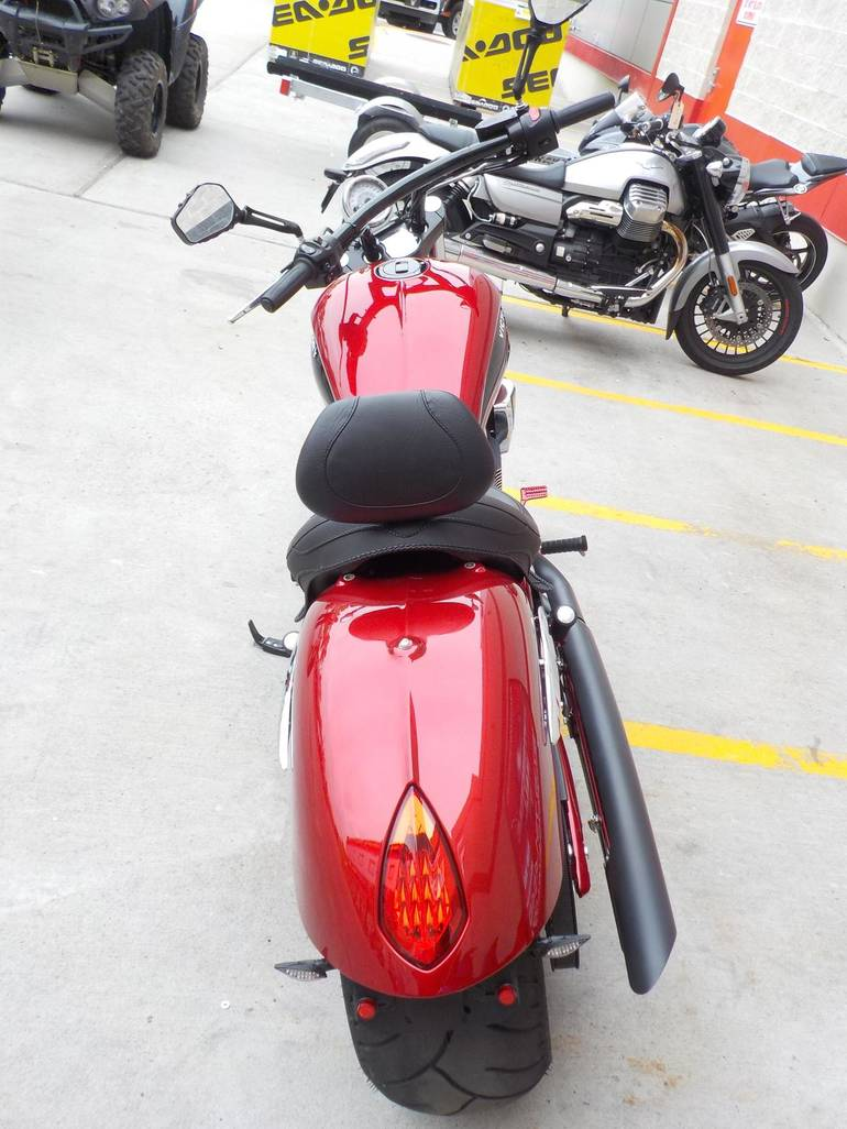 See more photos for this Victory Jackpot, 2014 motorcycle listing