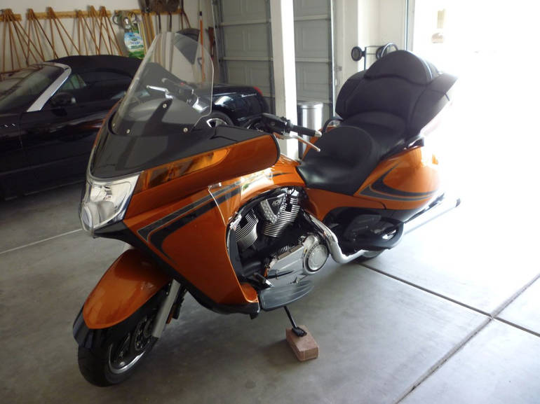 See more photos for this Victory Vision TOUR, 2014 motorcycle listing