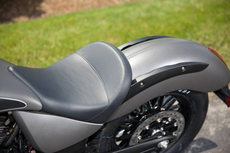 See more photos for this Victory Gunner Suede Titanium Metallic with Blac, 2015 motorcycle listing