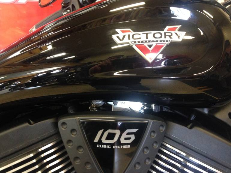 See more photos for this Victory Vegas 8-Ball®, 2015 motorcycle listing
