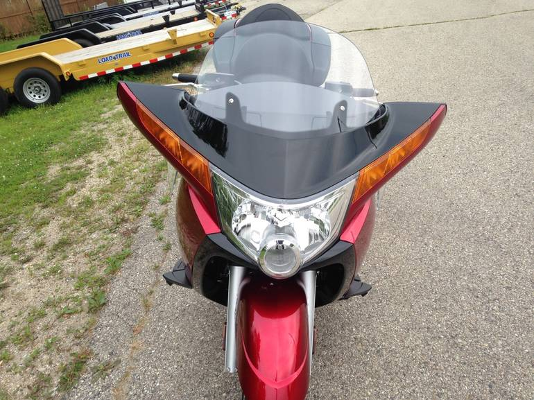 See more photos for this Victory Vision® Tour, 2015 motorcycle listing