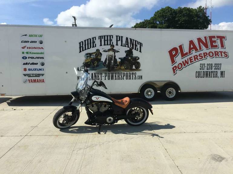 2013 Victory High-Ball Motorcycle From Coldwater, MI,Today