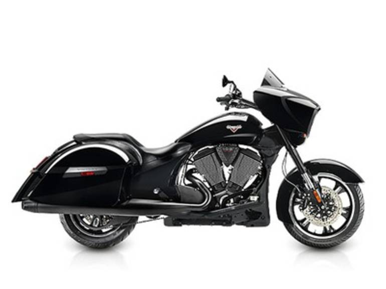 See more photos for this Victory Cross Country 8-Ball Gloss Black, 2015 motorcycle listing