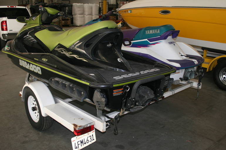 See more photos for this Yamaha WAVEVENTURE WAVERUNNER , 1996 motorcycle listing