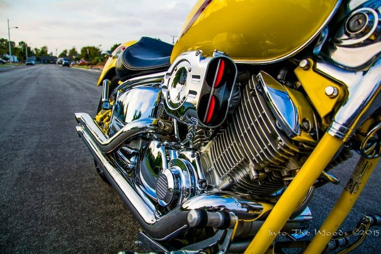 See more photos for this Yamaha V Star 1100 CUSTOM, 2002 motorcycle listing