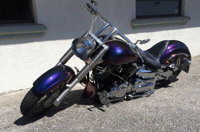See more photos for this Yamaha V Star , 2002 motorcycle listing
