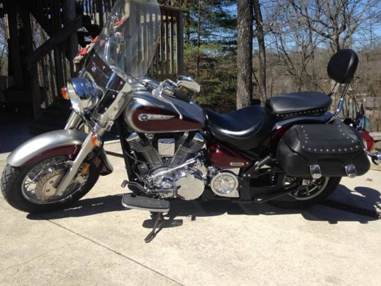 See more photos for this Yamaha Road Star , 2003 motorcycle listing