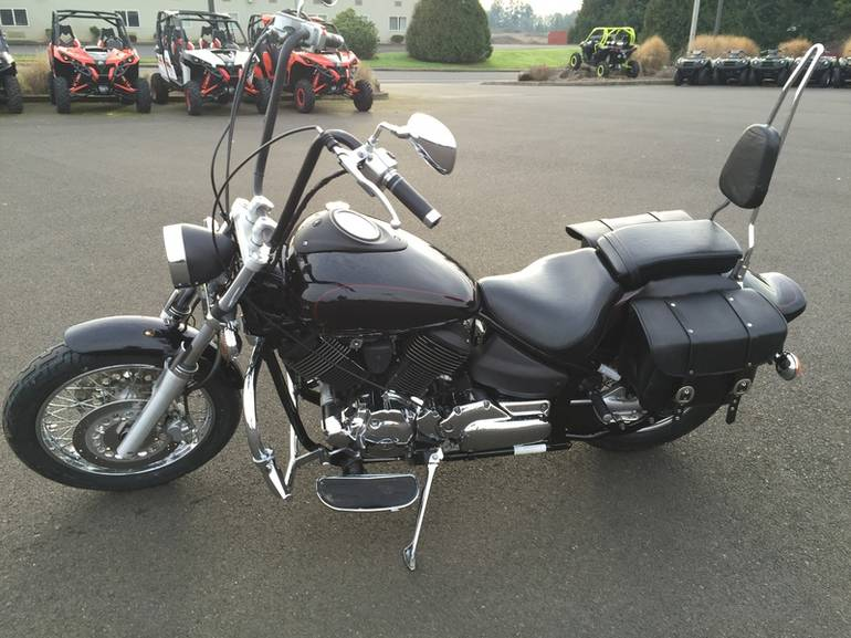 See more photos for this Yamaha V Star 1100 Custom, 2004 motorcycle listing