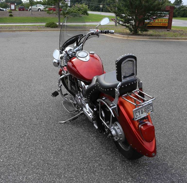 See more photos for this Yamaha V Star 1100 CLASSIC, 2005 motorcycle listing