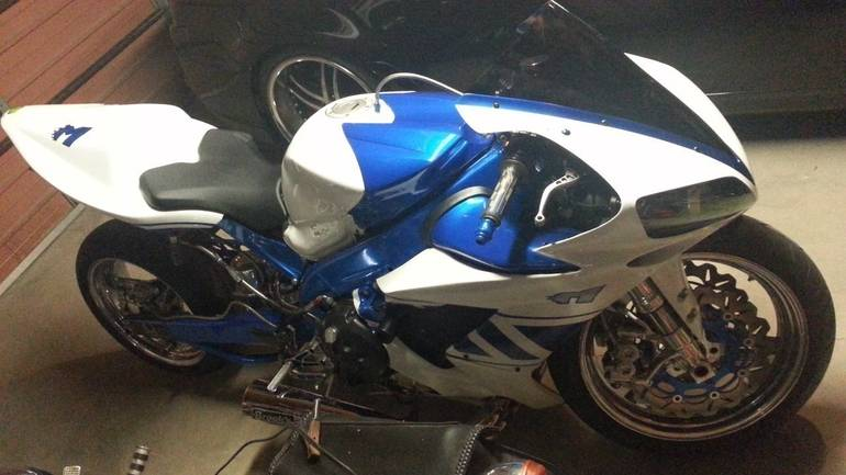See more photos for this Yamaha YZF R1000, 2005 motorcycle listing