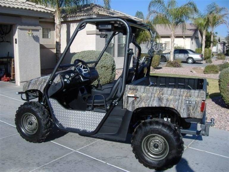 See more photos for this Yamaha Rhino 660m 4X4, 2006 motorcycle listing