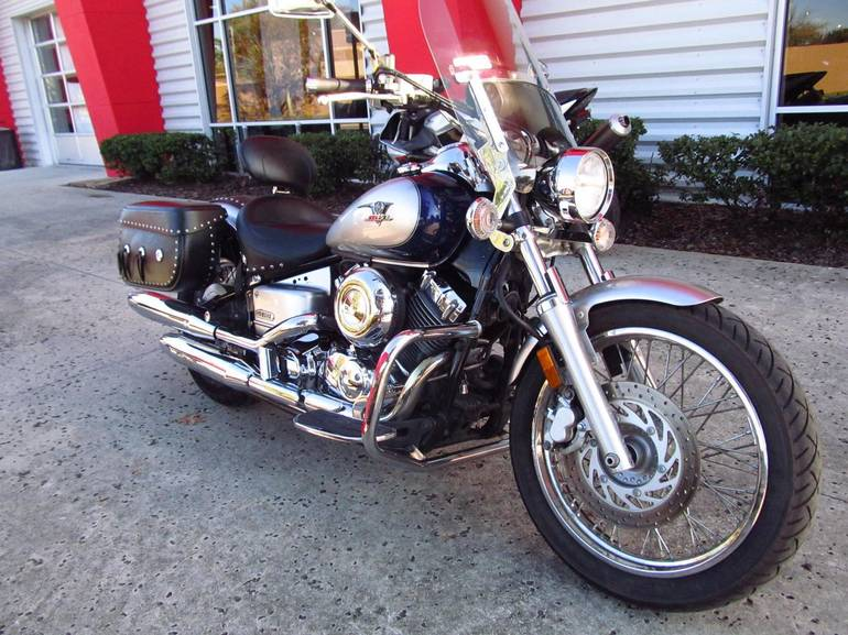 See more photos for this Yamaha VSTAR 650, 2006 motorcycle listing