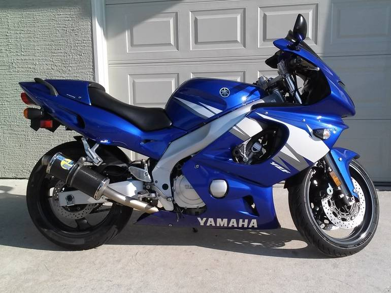 See more photos for this Yamaha Yzf R6, 2006 motorcycle listing