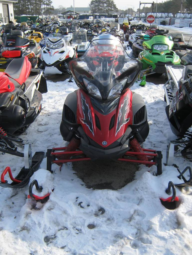 See more photos for this Yamaha ATTAK GT, 2007 motorcycle listing