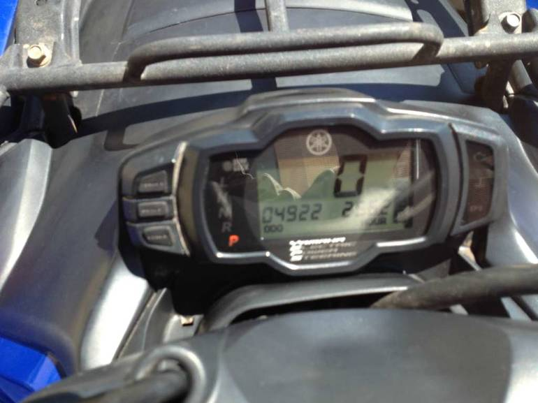 See more photos for this Yamaha Grizzly 700 FI Auto. 4x4, 2007 motorcycle listing