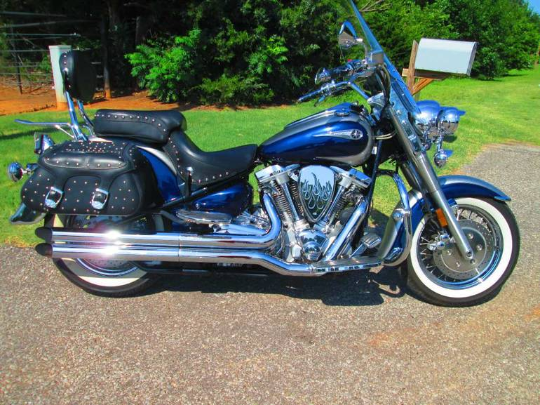 See more photos for this Yamaha Road Star Silverado, 2007 motorcycle listing