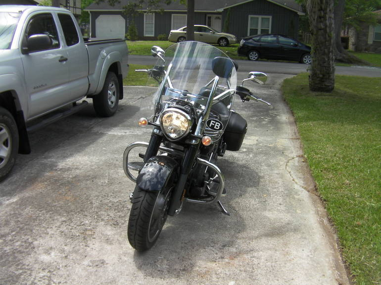 See more photos for this Yamaha Stratoliner MIDNIGHT, 2007 motorcycle listing