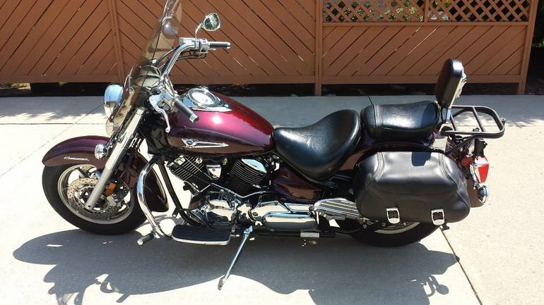 See more photos for this Yamaha V STAR 1100 SILVERADO, 2007 motorcycle listing