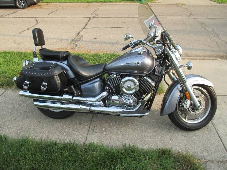 See more photos for this Yamaha V Star 1100 CLASSIC, 2007 motorcycle listing
