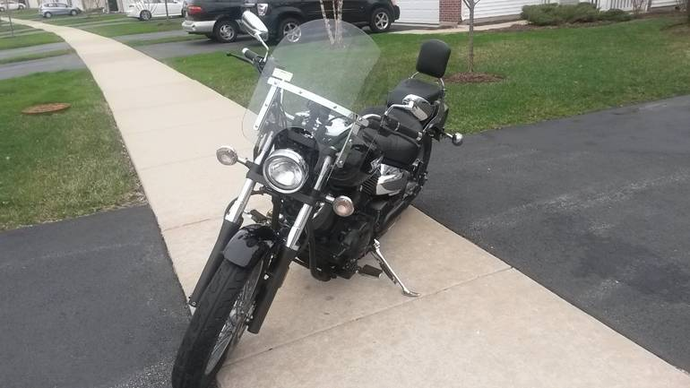 See more photos for this Yamaha V Star 1100 CUSTOM, 2007 motorcycle listing