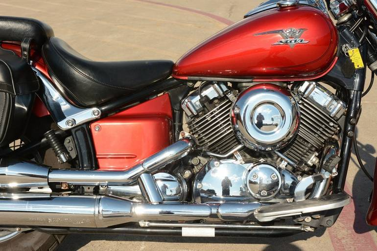See more photos for this Yamaha V Star 650 Custom, 2007 motorcycle listing