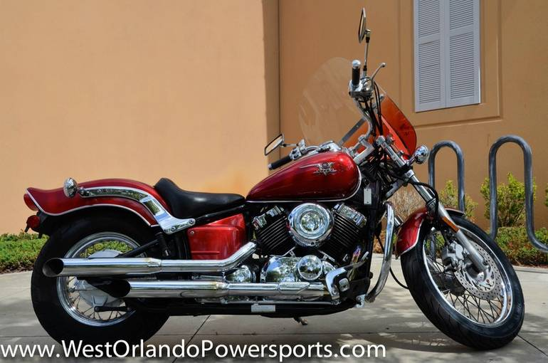 See more photos for this Yamaha V Star Custom, 2007 motorcycle listing