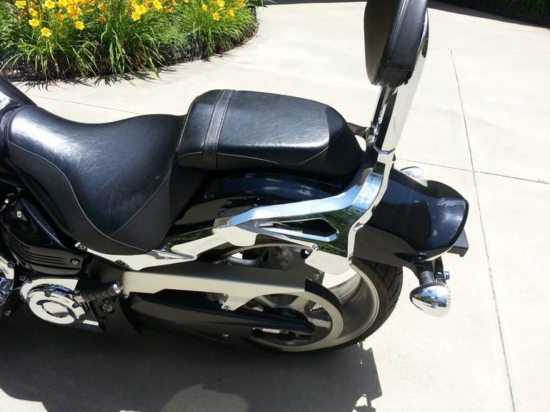 See more photos for this Yamaha Raider S, 2008 motorcycle listing