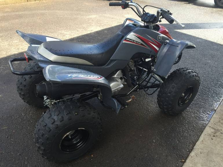 See more photos for this Yamaha Raptor 80, 2008 motorcycle listing