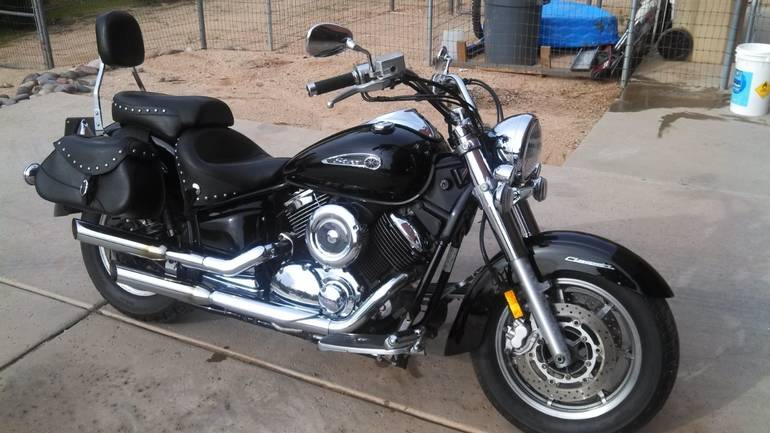 See more photos for this Yamaha V Star 1100 CLASSIC, 2008 motorcycle listing