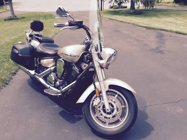 See more photos for this Yamaha V Star 1300 TOURER, 2008 motorcycle listing