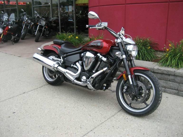 See more photos for this Yamaha Warrior, 2008 motorcycle listing
