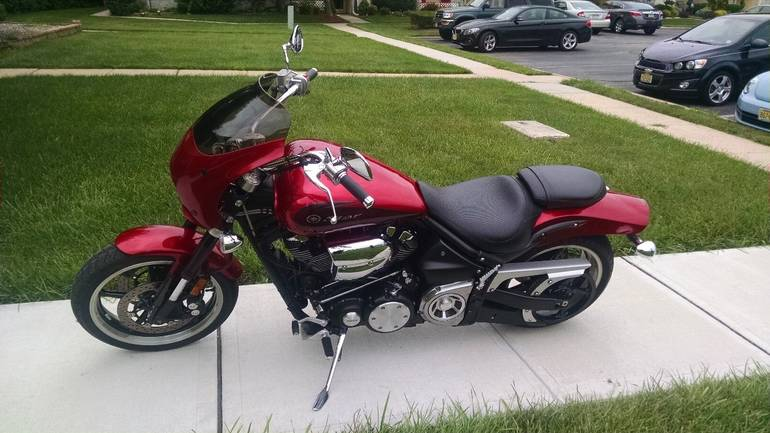 See more photos for this Yamaha Warrior , 2008 motorcycle listing