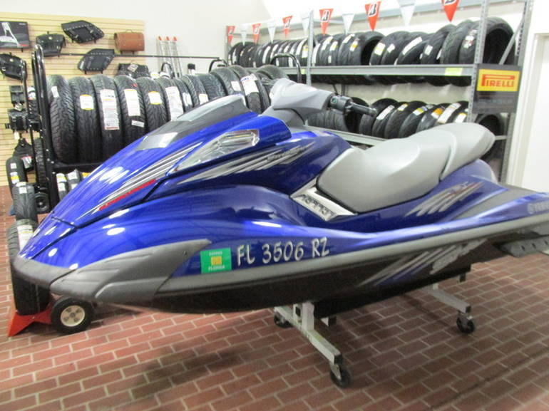 See more photos for this Yamaha WaveRunner FX SHO, 2008 motorcycle listing
