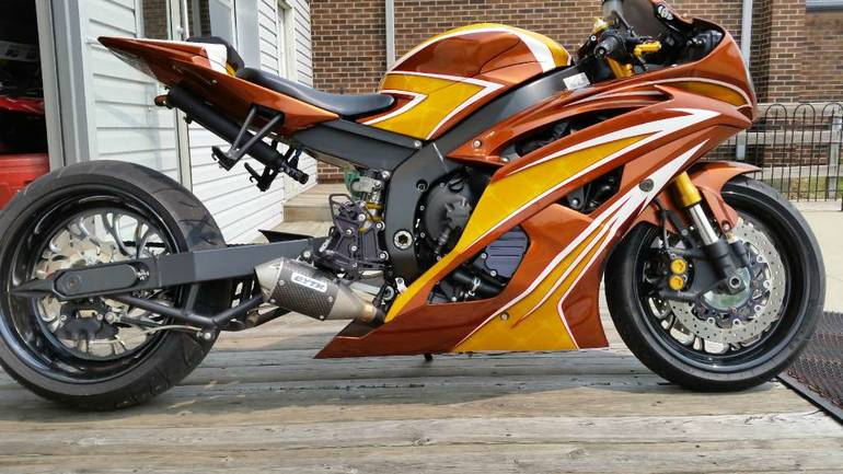 See more photos for this Yamaha YZF-R6, 2008 motorcycle listing