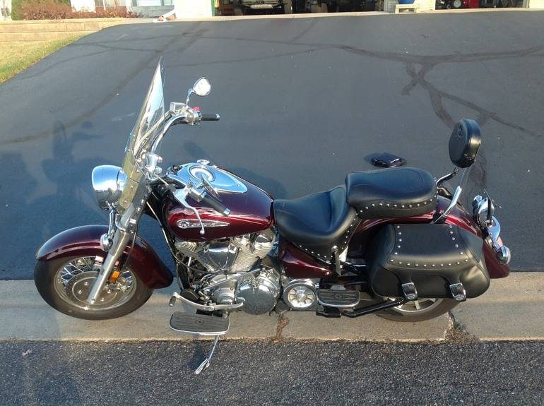 See more photos for this Yamaha Road Star SILVERADO, 2009 motorcycle listing