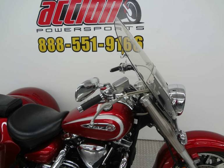 See more photos for this Yamaha Road Star Trike, 2009 motorcycle listing