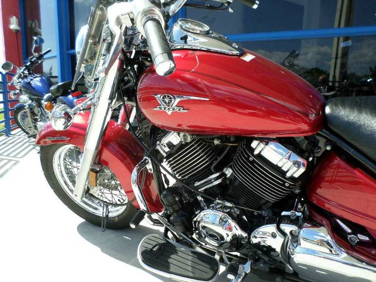 See more photos for this Yamaha V Star Silverado, 2009 motorcycle listing