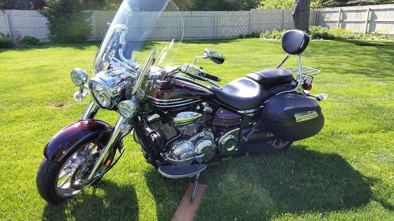 See more photos for this Yamaha Stratoliner , 2010 motorcycle listing