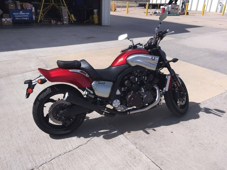 See more photos for this Yamaha Vmax 1700, 2010 motorcycle listing