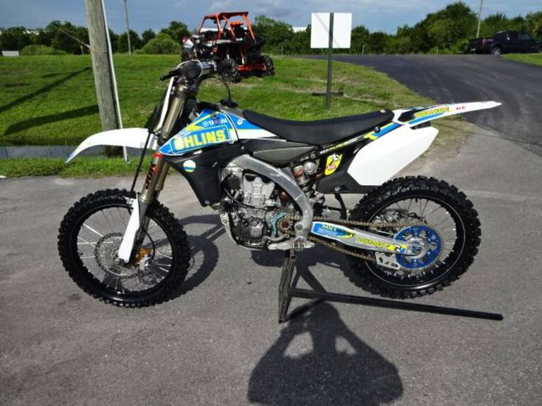 See more photos for this Yamaha YZ450F, 2010 motorcycle listing