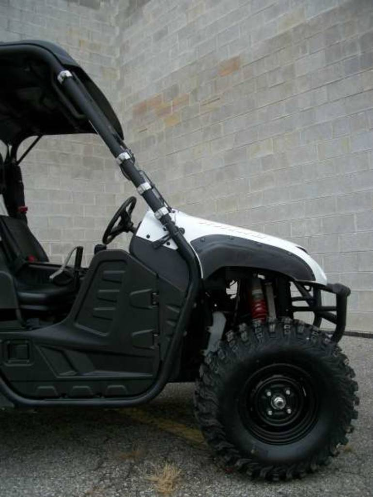See more photos for this Yamaha Rhino 700 FI Auto. 4x4 Sport Edition, 2011 motorcycle listing