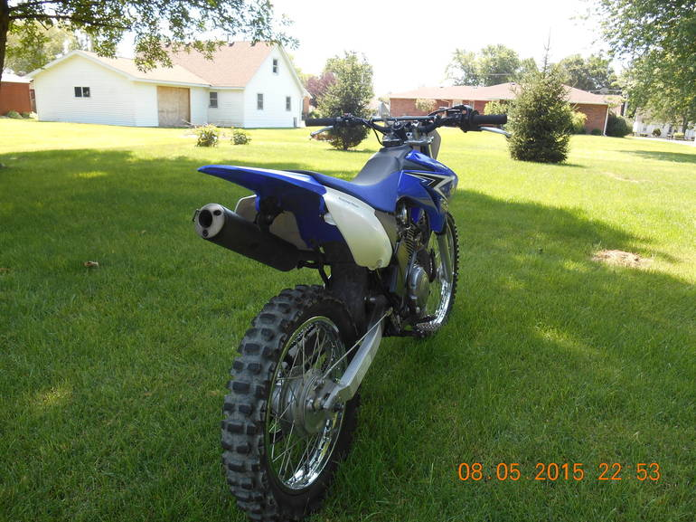 See more photos for this Yamaha Tt-R125 LE, 2011 motorcycle listing