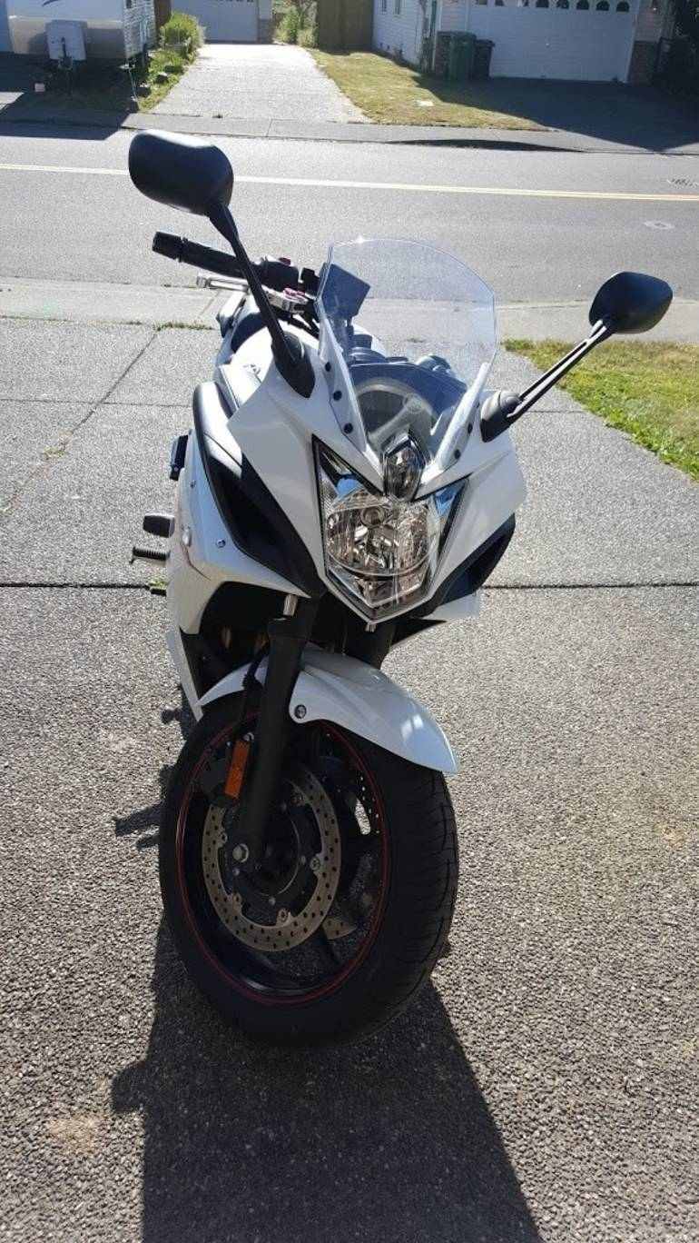 See more photos for this Yamaha Fz6 R, 2012 motorcycle listing